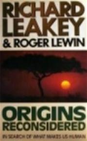 Origins reconsidered - Richard E. Leakey, Roger Lewin (ISBN 9780316902984)