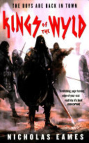 Kings of the Wyld - Nicholas Eames (ISBN 9780356509020)