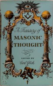 A Treasury of Masonic Thought - Carl Glick (ISBN 9780709134084)