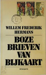 Boze brieven van Bijkaart - Willem Frederik Hermans (ISBN 9789023405801)