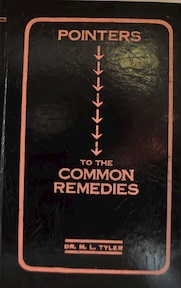 Pointers to the common remedies - Dr. M. Tyler