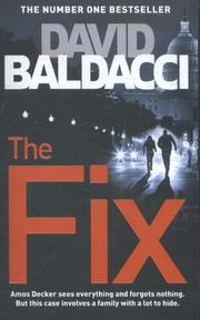 The Fix - David Baldacci (ISBN 9781509848270)