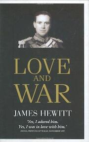 Love and War - James Hewitt (ISBN 9781857823189)