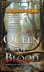 The Queen of Blood - sarah beth durst (ISBN 9780062474094)