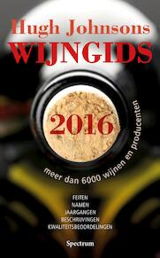 Hugh Johnsons wijngids / 2016 - Hugh Johnson (ISBN 9789000346806)