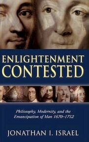 Enlightenment contested - Jonathan Irvine Israel (ISBN 9780199279227)