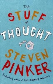 The stuff of thought - Steven Pinker (ISBN 9781846140501)