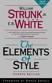 The Elements of Style - E. B. William ; White Strunk (ISBN 9780205309023)