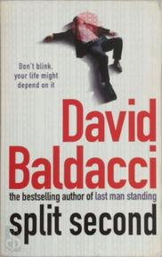 Split second - David Baldacci (ISBN 9780330411721)