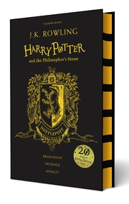 Harry potter (01): harry potter and the philosopher's stone - hufflepuff edition