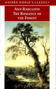 The Romance of the Forest - Ann Ward Radcliffe (ISBN 9780192837134)