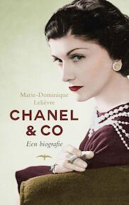 Chanel en Co - Marie-Dominique Lelievre (ISBN 9789400401693)