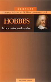 Hobbes - Maurice Adams (red.), Willem Lemmens (red.) (ISBN 9789086870066)