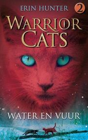 Water en vuur - Warrior Cats 2 - Erin Hunter (ISBN 9789078345190)