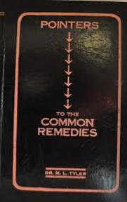 Pointers to the Common remedies - Dr. M.L. Tyler (ISBN 8170210364)