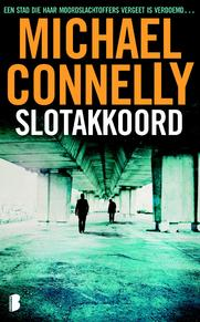 Slotakkoord - Michael Connelly (ISBN 9789460233098)