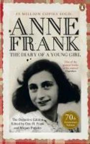 Anne frank: the diary of a young girl (70th ann edn) - Anne Frank (ISBN 9780241952436)
