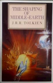 The shaping of Middle-Earth - John Ronald Reuel Tolkien, Christopher Tolkien (ISBN 9780044401506)