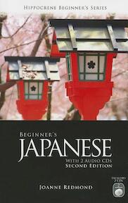 Beginner's Japanese - Joanne Redmond (ISBN 9780781813273)