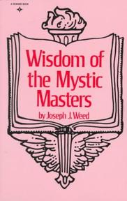 Wisdom of the Mystic Masters - Joseph J. Weed (ISBN 9780139615320)