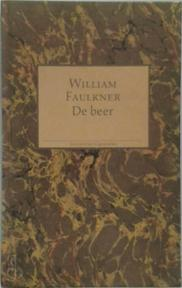 De Beer - William Faulkner (ISBN 9789065510624)