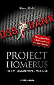 Project Homerus - Kirsten Verdel (ISBN 9789081557511)