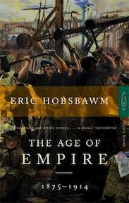 The age of empire - Eric John Hobsbawm (ISBN 9780349105987)