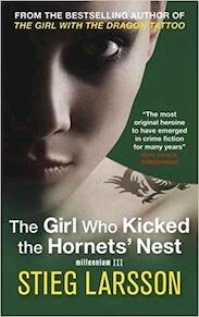 The Girl Who Kicked the Hornets Nest - Stieg Larsson (ISBN 9781849162753)