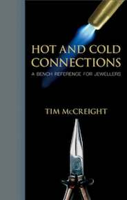 Hot and Cold Connections for Jewellers - Tim McCreight (ISBN 9780713687583)