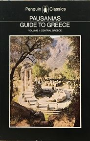 Guide to Greece - Pausanius, Peter Levi (ISBN 9780140442250)