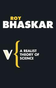 Realist Theory of Science - Roy Bhaskar (ISBN 9781844672042)