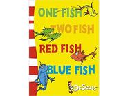 One Fish, Two Fish, Red Fish, Blue Fish - Dr Seuss (ISBN 9780007158560)