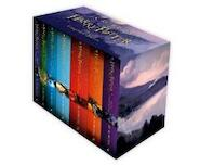 Harry Potter : The Complete Collection - J K Rowling (ISBN 9781408856772)