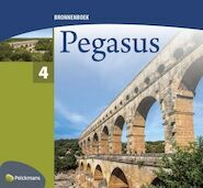 Pegasus 4 bronnenboek - Unknown (ISBN 9789028970779)