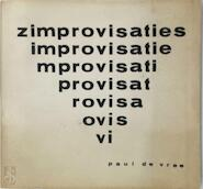 Zimprovisaties - Paul De Vree