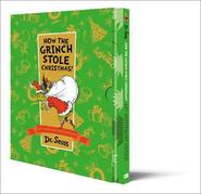 How the grinch stole christmas! (60th anniversary edition) - dr seuss (ISBN 9780008253271)