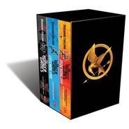 Hunger Games Trilogy Box Set - Suzanne Collins (ISBN 9781407130293)