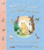 Nursery Time with Winnie-the-Pooh - Alan Alexander Milne (ISBN 9781405212977)