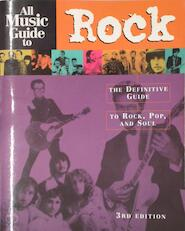 All Music Guide to Rock - Unknown (ISBN 9780879306533)