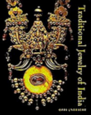 Traditional Jewelry of India - Oppi Untracht (ISBN 9780500017807)