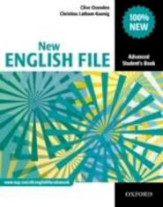 English File - New Edition. Advanced. Student's Book - Clive Oxenden (ISBN 9780194594585)