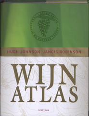 Wijnatlas - Hugh Johnson, Jancis Robinson (ISBN 9789047514138)