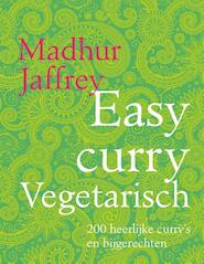 Easy curry Vegetarisch - Madhur Jaffrey (ISBN 9789059566491)