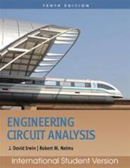 Engineering Circuit Analysis - J. David Irwin (ISBN 9780470873779)