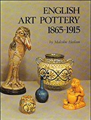 English art pottery, 1865-1915 - Malcolm Haslam (ISBN 9780902028265)