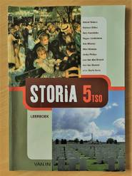 Storia 5 TSO Leerboek - Unknown (ISBN 9789030649342)