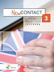 New contact 3 Leerboek - Roger Passchyn; Geert Claeys (ISBN 9789030138594)