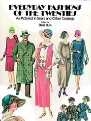 Everyday Fashions of the Twenties - (ISBN 9780486241340)