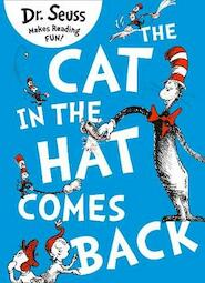 Cat in the hat comes back - dr seuss (ISBN 9780007355556)