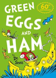 Green eggs and ham - 60th anniversary edition - dr seuss (ISBN 9780008373115)